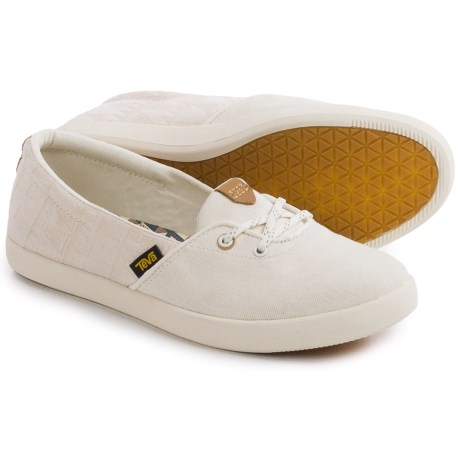 Teva Willow Shoes Canvas, Slip Ons (For Women)