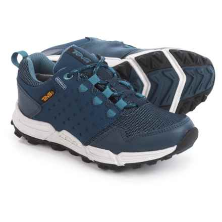 Teva Wit Shoes - Waterproof (For Little Kids) in Navy - Closeouts