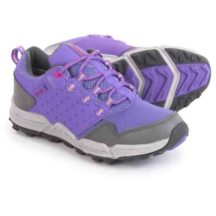 Teva Wit Shoes - Waterproof (For Little Kids) in Purple/Grey - Closeouts
