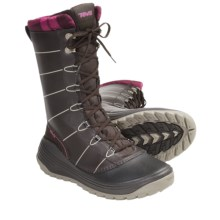 Teva Zermatt Winter Boots - Waterproof (For Women) in Brown - Closeouts