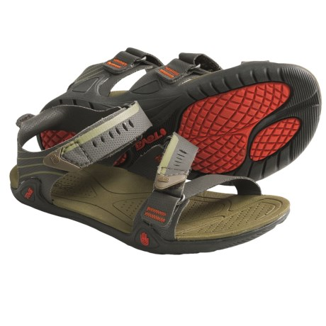 Teva Zilch Sport Sandals - Minimalist (For Kids and Youth) in Black Olive