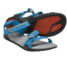 Teva Zilch Sport Sandals - Minimalist (For Kids and Youth) in Methyl Blue - Closeouts