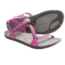 Teva Zirra Lite Sandals (For Women) in Neon Pink