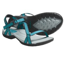 Teva Zirra Sport Sandals (For Women) in Algiers Blue - Closeouts