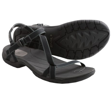 Teva Zirra Sport Sandals (For Women) in Black