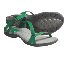 Teva Zirra Sport Sandals (For Women) in Mint Green - Closeouts