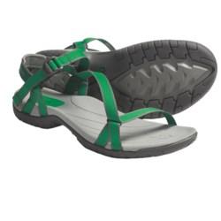 Teva Zirra Sport Sandals (For Women) in Palm Pink