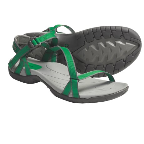 Teva Zirra Sport Sandals (For Women) in Mint Green