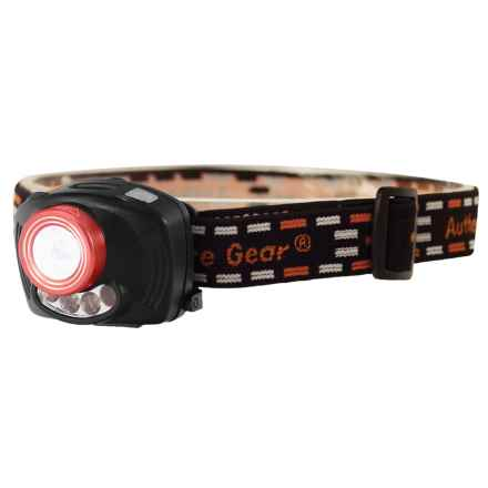 Texsport 3-Watt CREE XP LED Headlamp - 120 Lumens in Black - Closeouts
