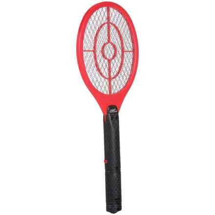Texsport Bug-A-Nator Electronic Insect Zapper in Red - Closeouts
