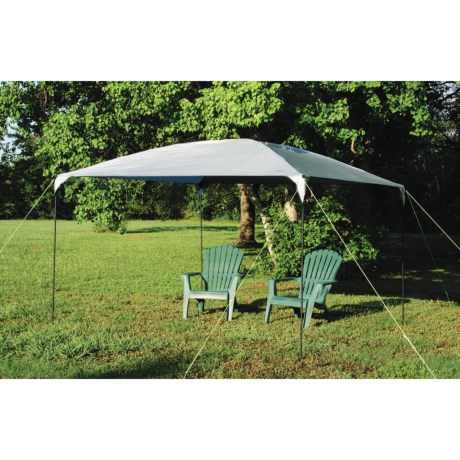 Texsport Dining Canopy - 10x10' in Silver