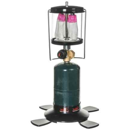 Texsport Double Mantle Propane Lantern in See Photo - Closeouts