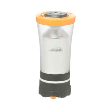 Texsport Exchange LED Lantern/Flashlight - 90 Lumens in Gray/Orange - Closeouts