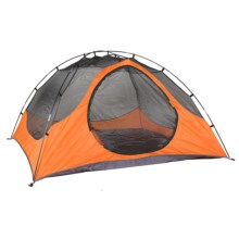 Texsport First Gear Mountain Sport Tent - 3-Person, 3-Season in Orange - Closeouts