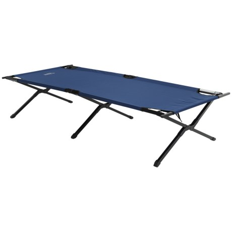Texsport Folding Steel Cool Cot in See Photo