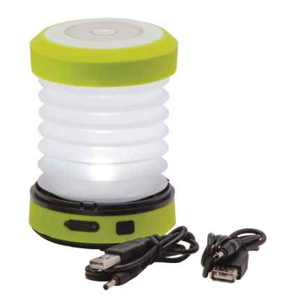 Texsport Passenger Dynamo-Crank LED Lantern - 50 Lumens in See Photo - Closeouts