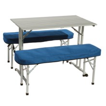 Texsport Picnic Table Set in See Photo - Closeouts