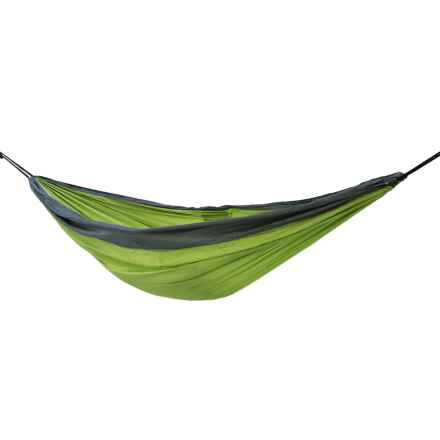 Texsport Rambler Hammock - 2-Person in Mossy Green - Closeouts