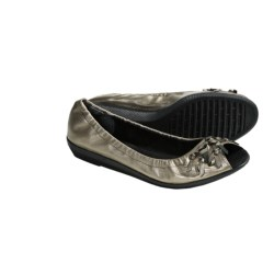 The Flexx Bowsterous Shoes - Slip-Ons (For Women) in Black