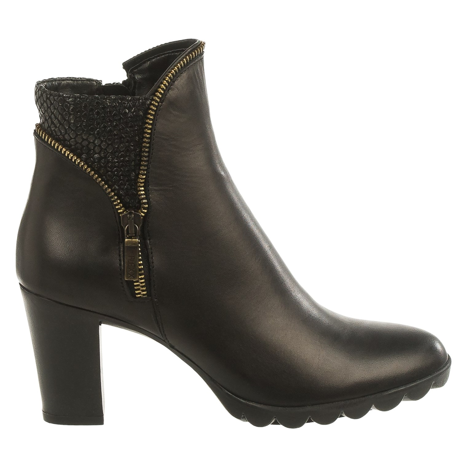 The Flexx Dip Body Ankle Boots (For Women) - Save 82%