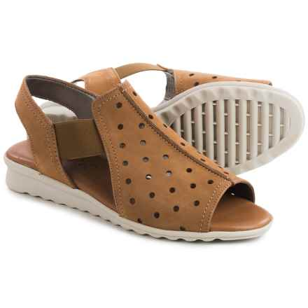 The Flexx Fan Dance Sandals - Nubuck (For Women) in Virginia Nubuck - Closeouts