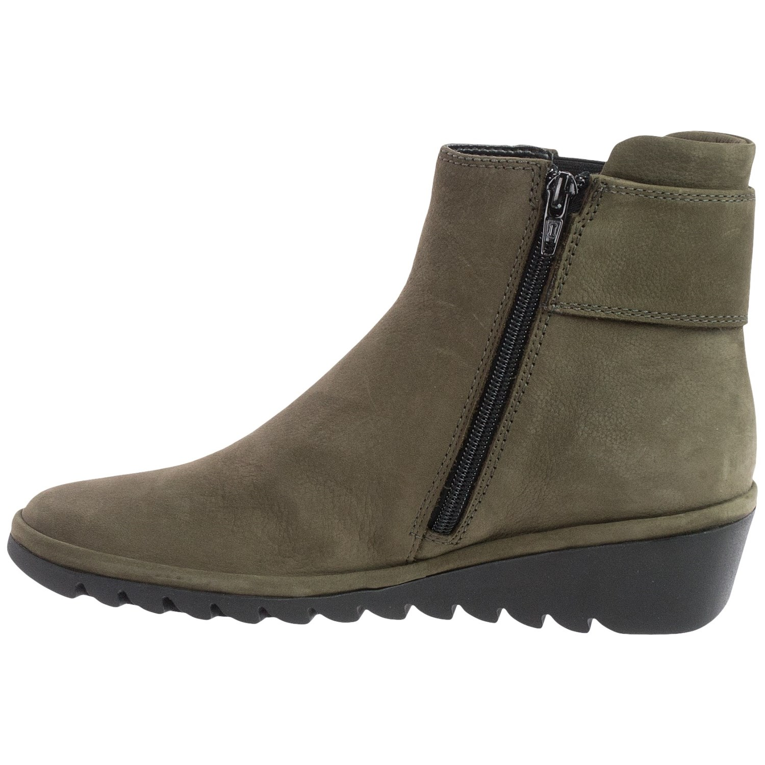 The Flexx Malificent Suede Boots (For Women) - Save 66%