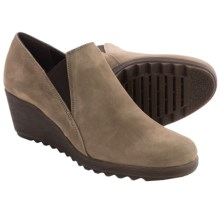 The Flexx Picadil Shoes - Nubuck (For Women) in Desert - Closeouts