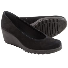 The Flexx Picture That Shoes - Nubuck (For Women) in Black - Closeouts