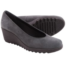 The Flexx Picture That Shoes - Nubuck (For Women) in Phantom - Closeouts