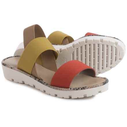 The Flexx Sun Stretch Too Sandals (For Women) in Heat Mix Elastic - Closeouts