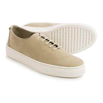 The Flexx What a Sneak Sneakers - Leather (For Women) in Linen Nubuck - Closeouts