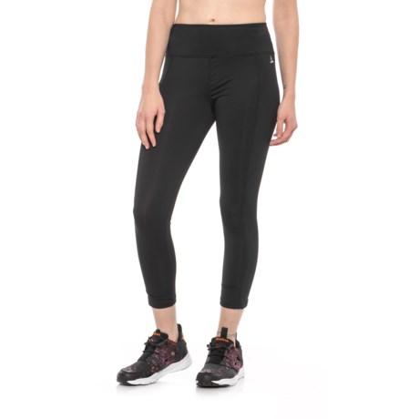 The Girls Tummy-Control Crop Leggings (For Women)