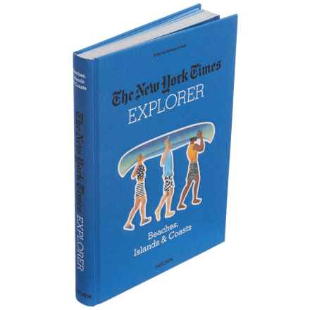 The New York Times Explorer: Beaches, Islands and Coasts Book in See Photo - Closeouts