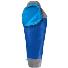 The North Face 20°F Cat's Meow Sleeping Bag - Mummy, Short in Honor Blue/Zinc Grey - Closeouts
