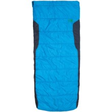 The North Face 20°F Dolomite 3S Sleeping Bag - Rectangular (For Little and Big Kids) in Athens Blue - Closeouts