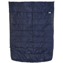 The North Face 20°F Dolomite Double 3S Sleeping Bag in Deep Water Blue - Closeouts