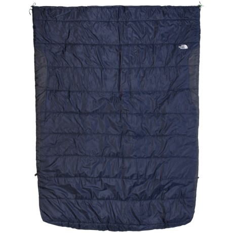 photo: The North Face Dolomite Double 20 3-season (0° to 32°f) sleeping bag