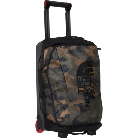 The North Face 22 Inch Rolling Thunder Carry-On Rolling Suitcase