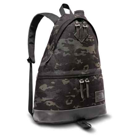 The North Face '68 25L Backpack in Tnf Black Multicam - Closeouts