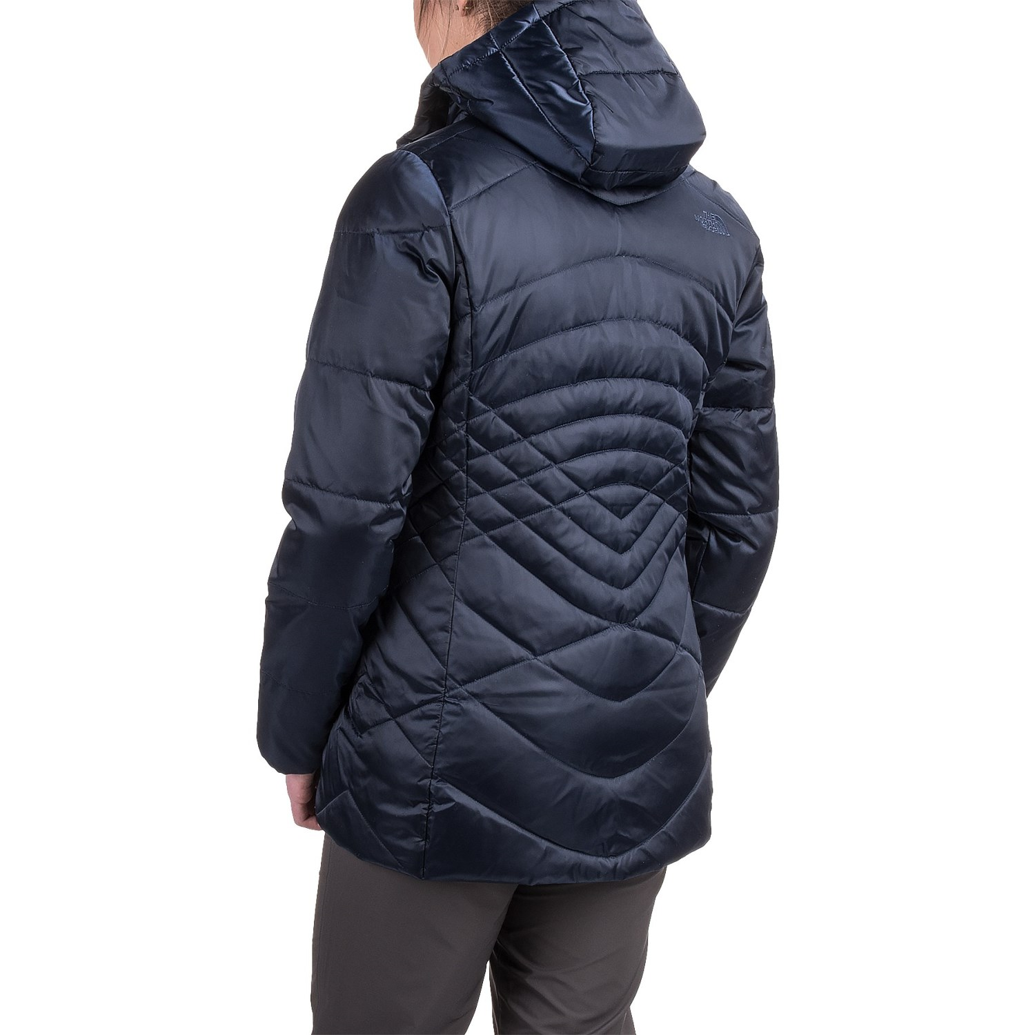 North Face Schoudertas : The north face aconcagua down hooded parka for women