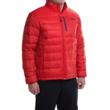 The North Face Aconcagua Down Jacket - 550 Fill Power (For Men) in Tnf Red - Closeouts