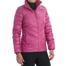 The North Face Aconcagua Down Jacket - 550 Fill Power (For Women) in Luminous Pink - Closeouts