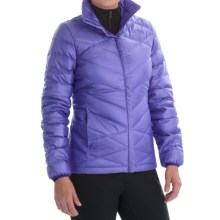 The North Face Aconcagua Down Jacket - 550 Fill Power (For Women) in Starry Purple - Closeouts