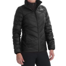 The North Face Aconcagua Down Jacket - 550 Fill Power (For Women) in Tnf Black - Closeouts