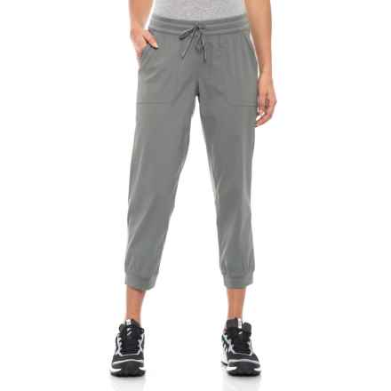 The North Face Adventuress Capris (For Women) in Sedona Sage Grey/ Sedona Sage Grey Heather