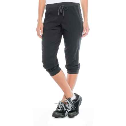 The North Face Adventuress Capris (For Women) in Tnf Black - Closeouts