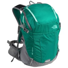 The North Face Aleia 22 Backpack (For Women) in Jaiden Green/Beach Glass Green - Closeouts
