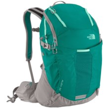 The North Face Aleia 32 Backpack (For Women) in Jaiden Green/Beach Glass Green - Closeouts