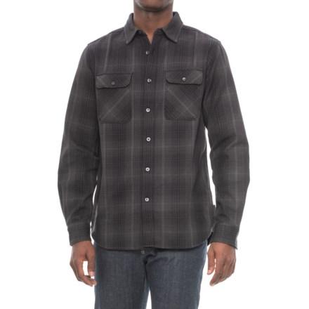 e2d674c978927 The North Face Alpine Zone Shirt - Long Sleeve (For Men) in Asphalt Grey