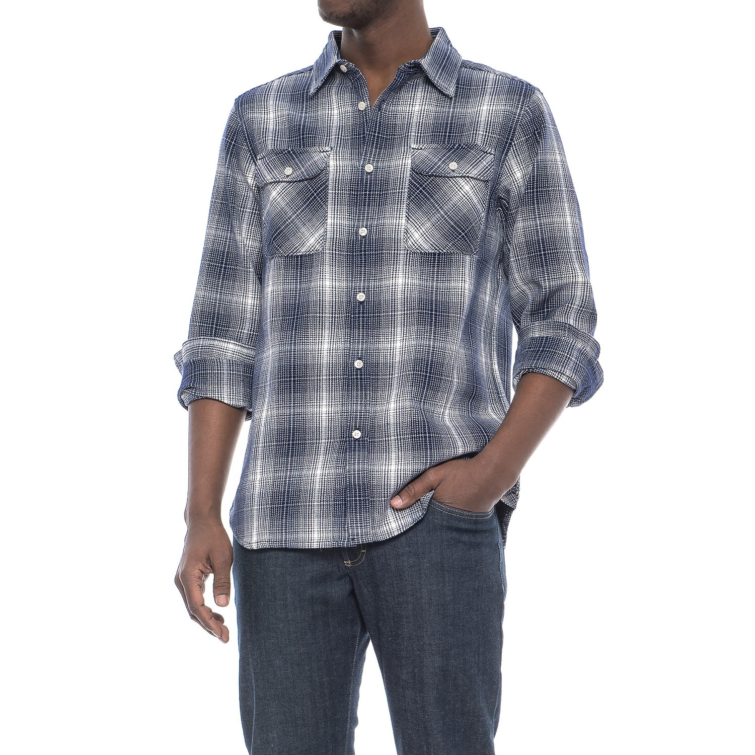8183f4ce9 The North Face Alpine Zone Shirt - Long Sleeve (For Men)